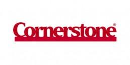 cornerstone shaving logo