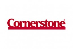 cornerstone shaving logo