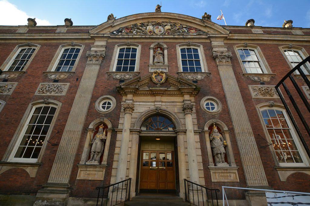 worcester city guildhall