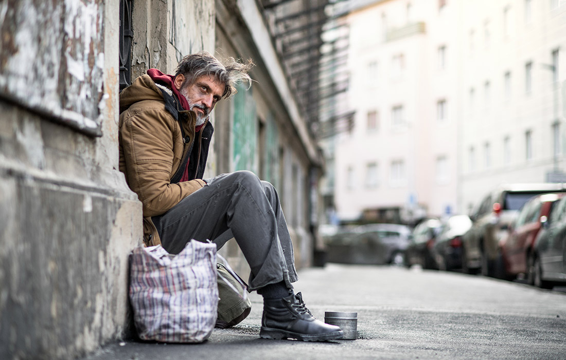 homeless worcestershire